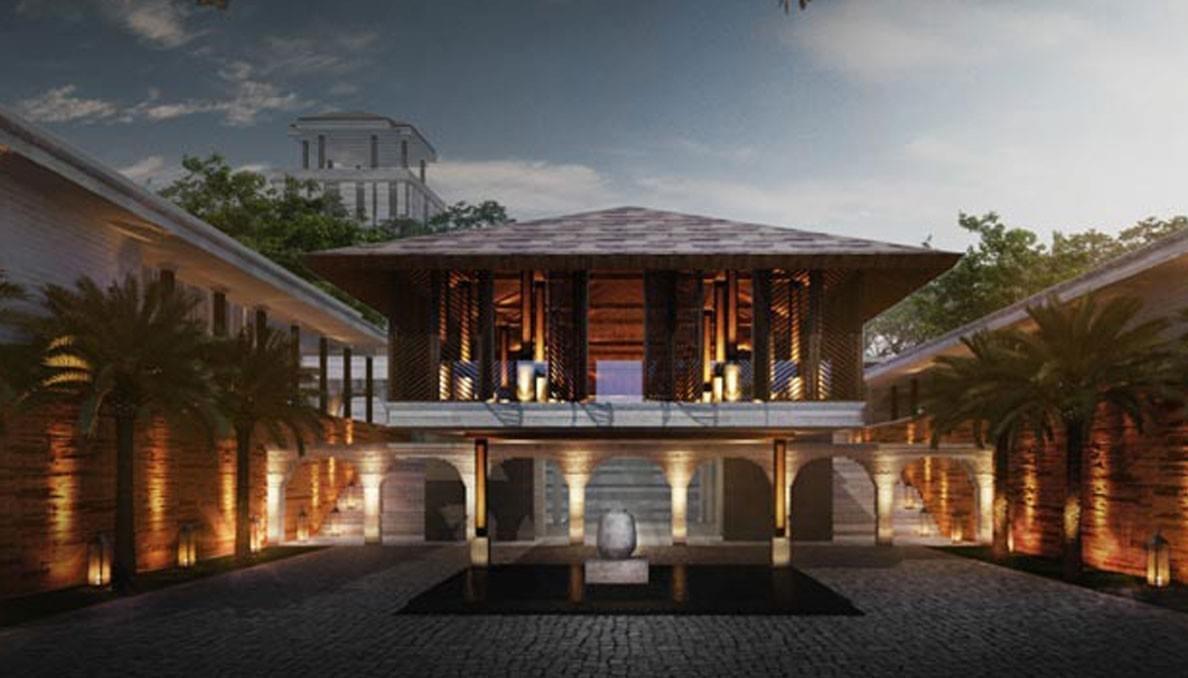 Luxury Beach Resort in Goa