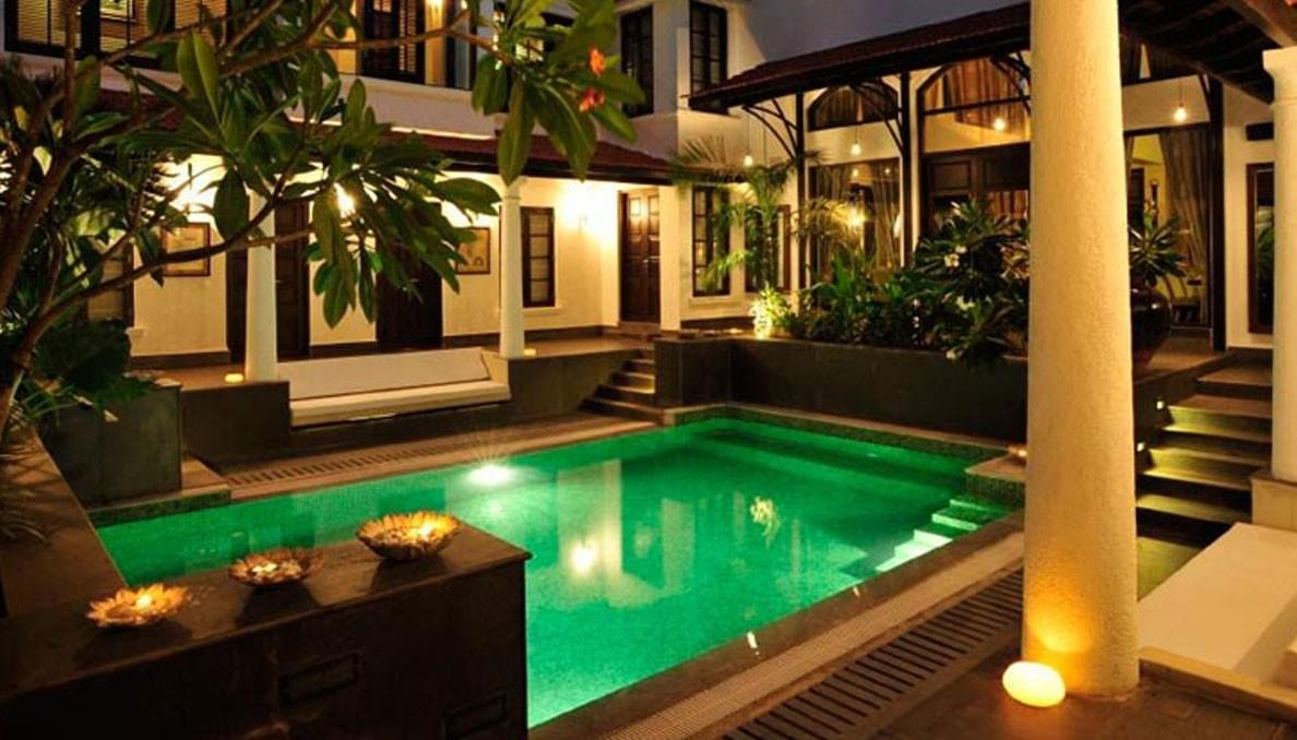 Luxury Hotel in Goa
