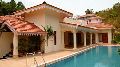 Luxury Pool Villas Goa