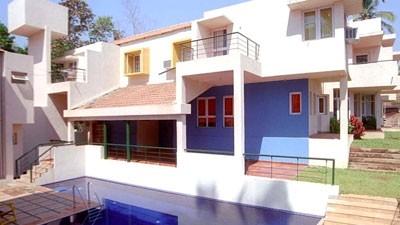 Aquadeux Luxury Apartment Goa