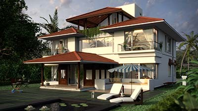 Best villas in Goa