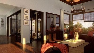 Luxury Villas Interior Goa India