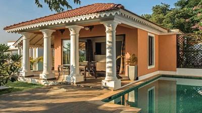 Villas with Swimming Pool Goa