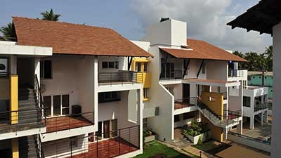 Villas and Apartments for sale in Goa