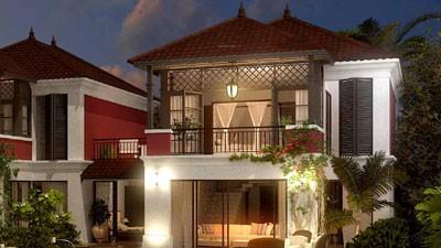 Sol Banyan Luxury Apartment Goa