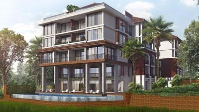 Sol Banyan Grande Luxury Apartment Goa