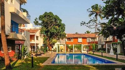 Solitude Luxury Apartment Goa