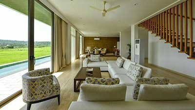 Beach View Apartment Villa for sale in Goa