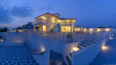 Stunning Hill Villas Goa