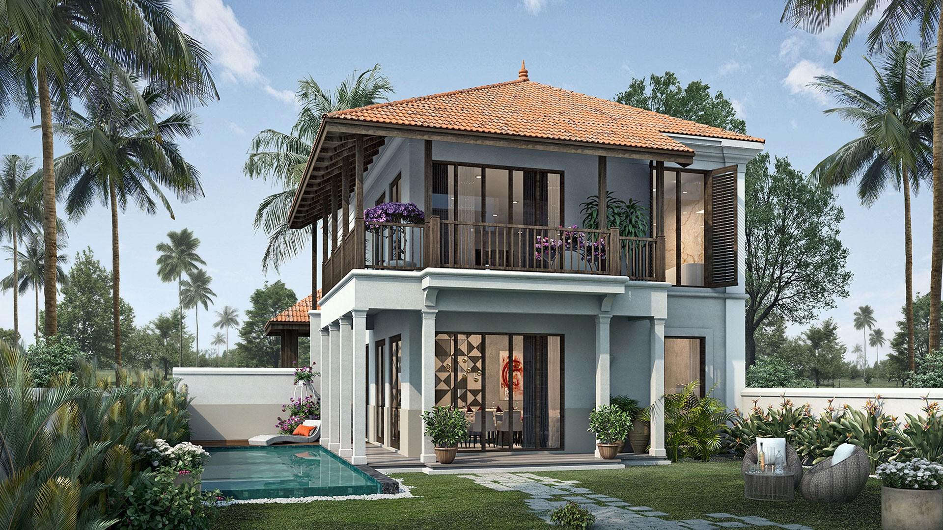 Sol Pilerne Boutique Villas in Goa
