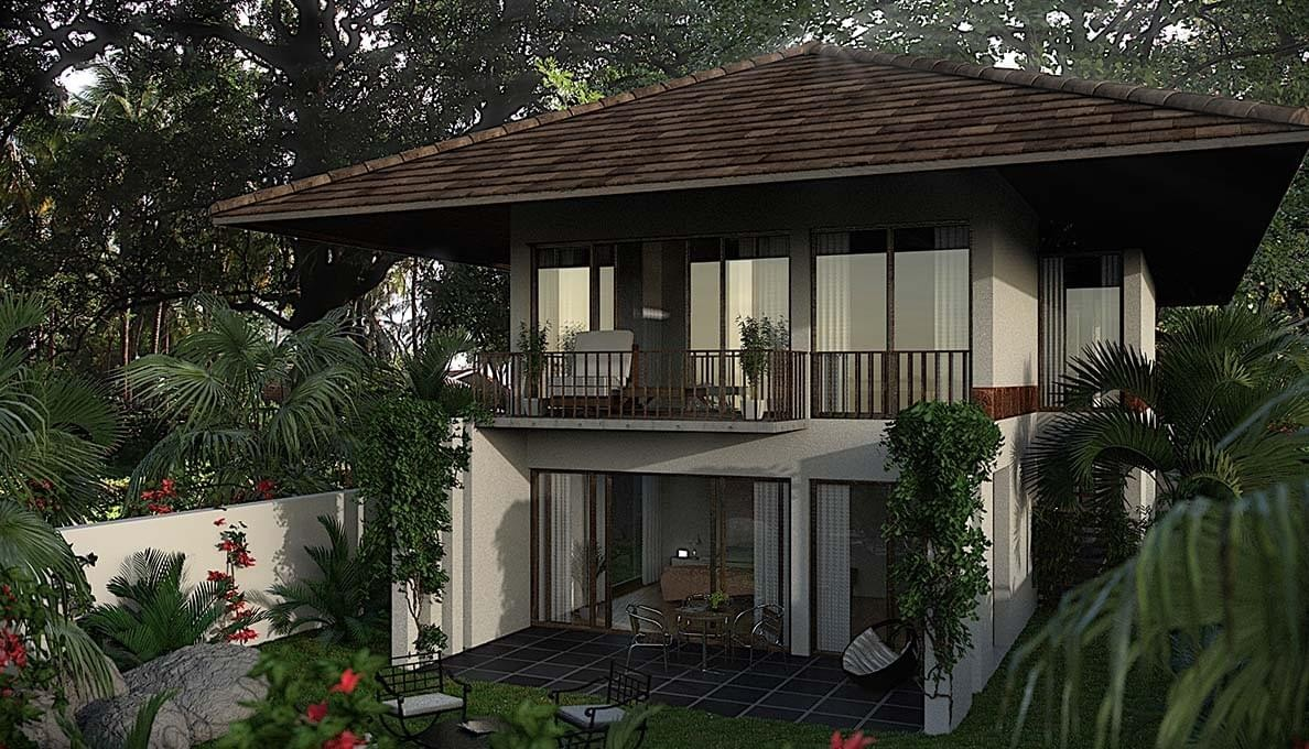 Boutique villas in Candolim Goa