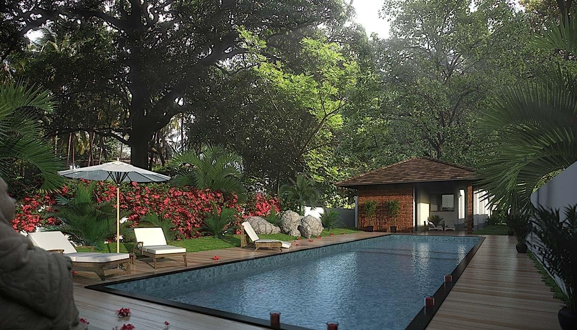 Private Boutique Villas In Goa