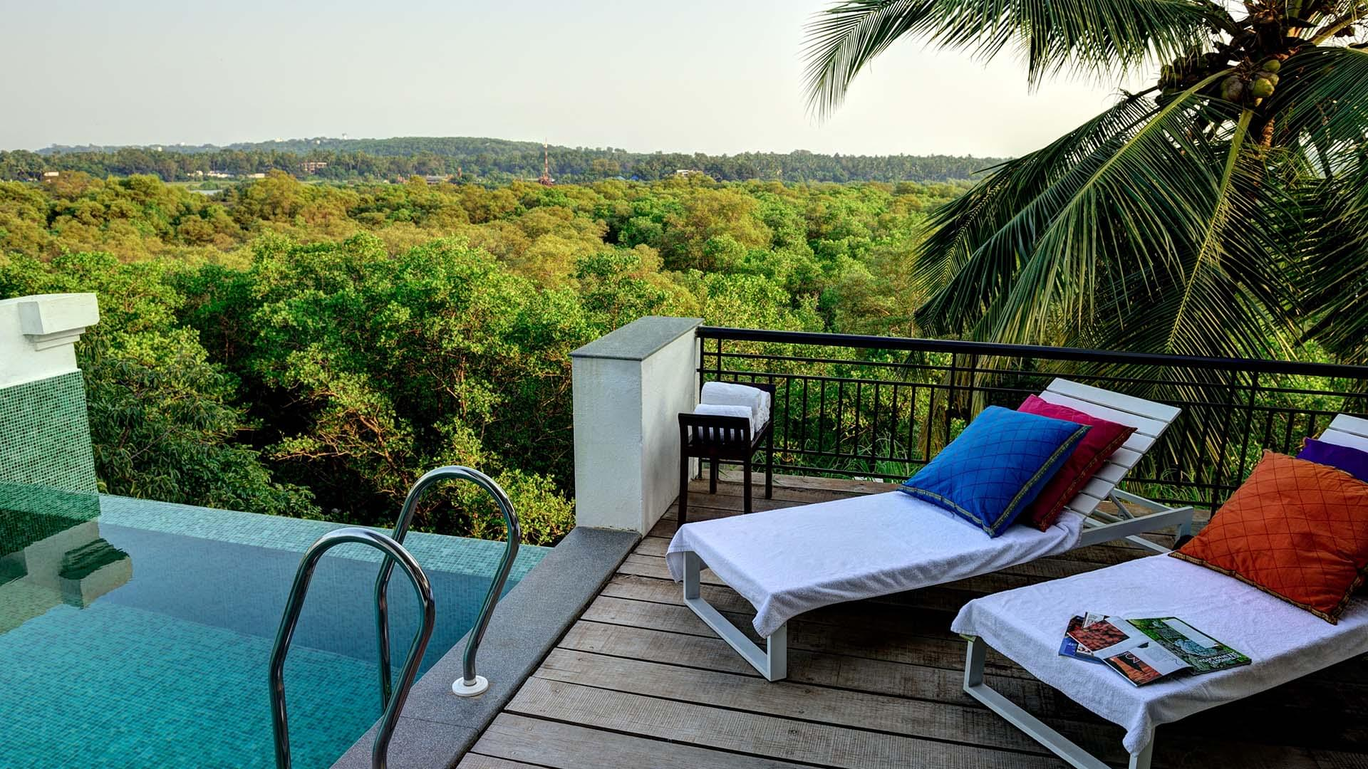 Mangrove View Boutique Villas Goa