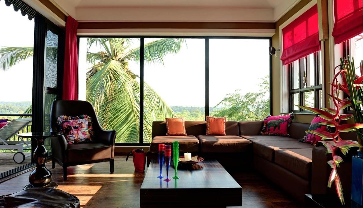 Mangrove View Boutique Villas with Pool Goa