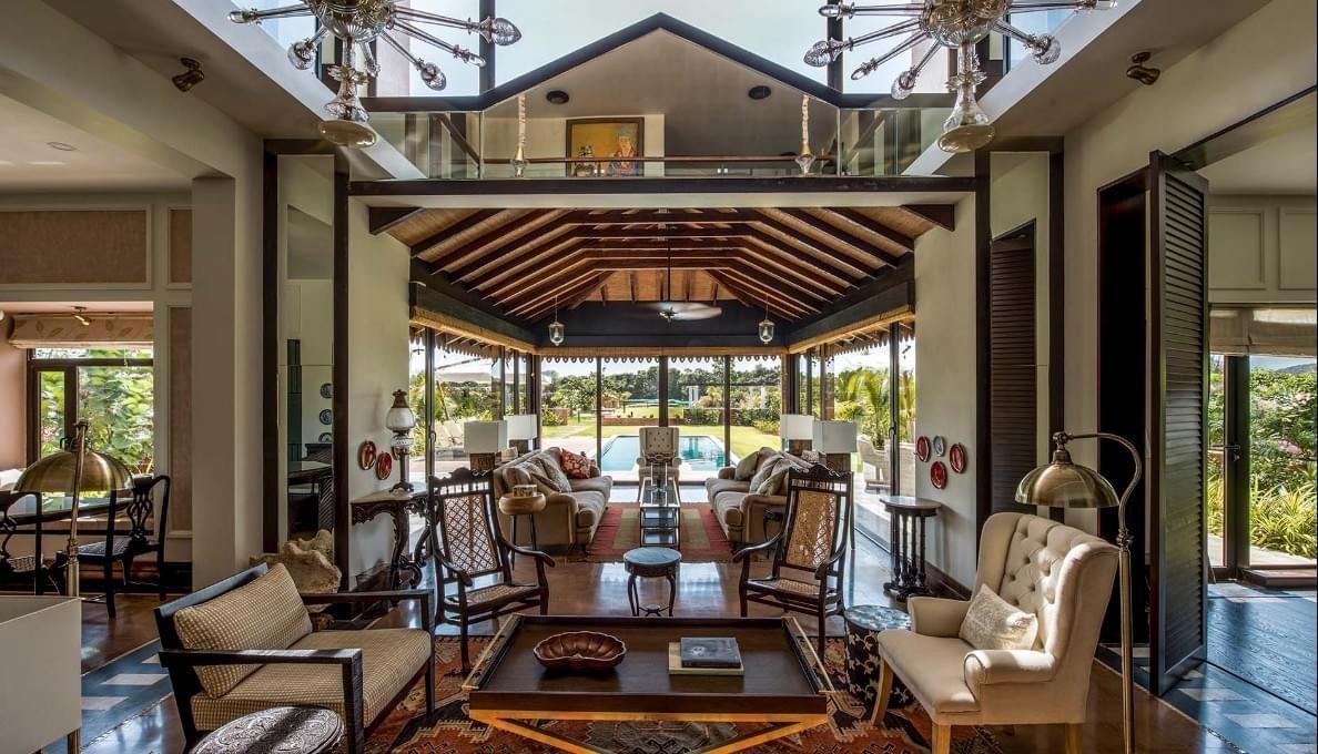 Luxury Villas In North Goa