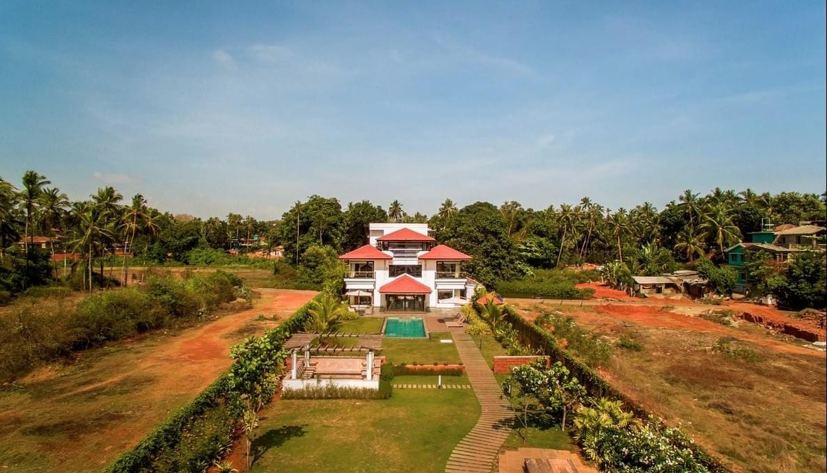 Luxury Boutique Villas In Goa