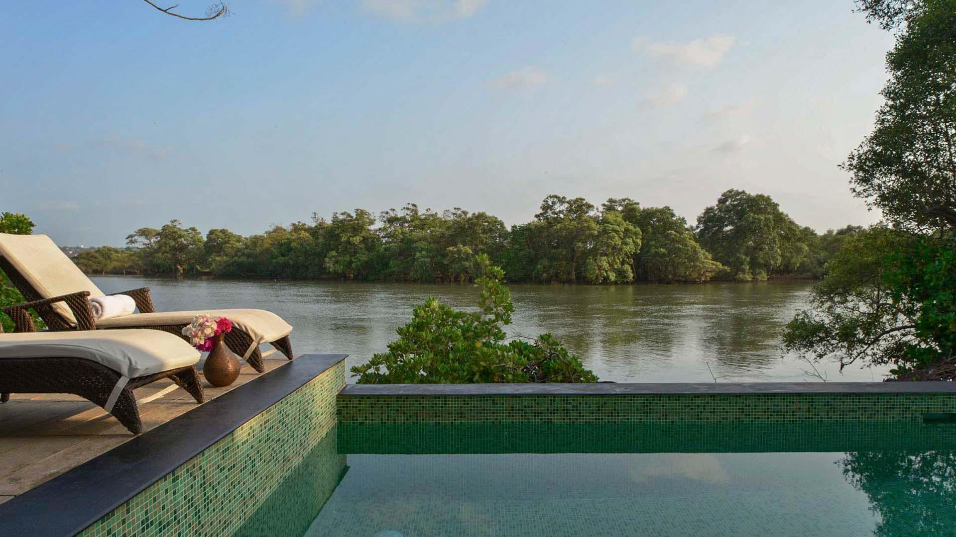 Saipem River Boutique Villas Goa