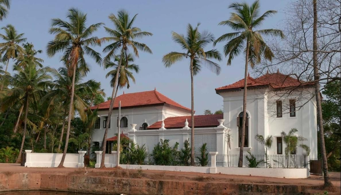 Saipem River Luxury Villas Goa