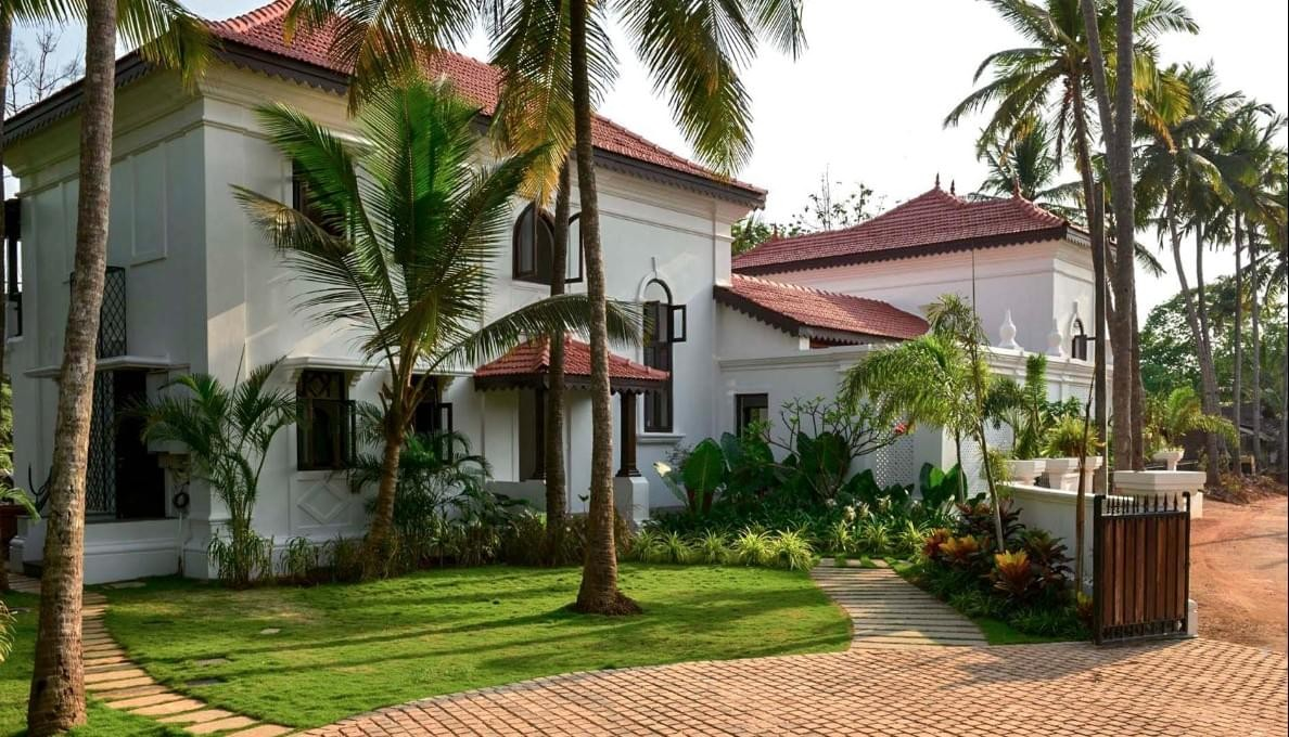 Saipem River Boutique Villas in Goa
