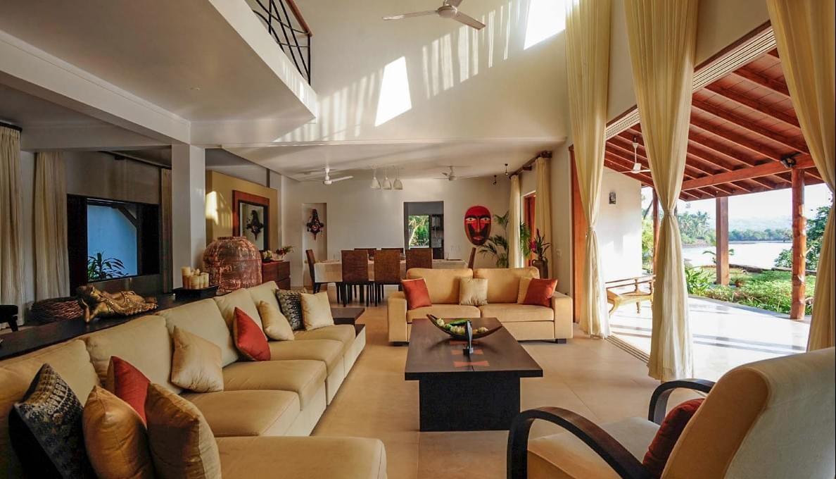 Soham Residential Villas Goa