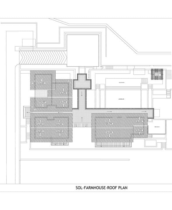 Floor Plan for Sol Farmhouse in Goa