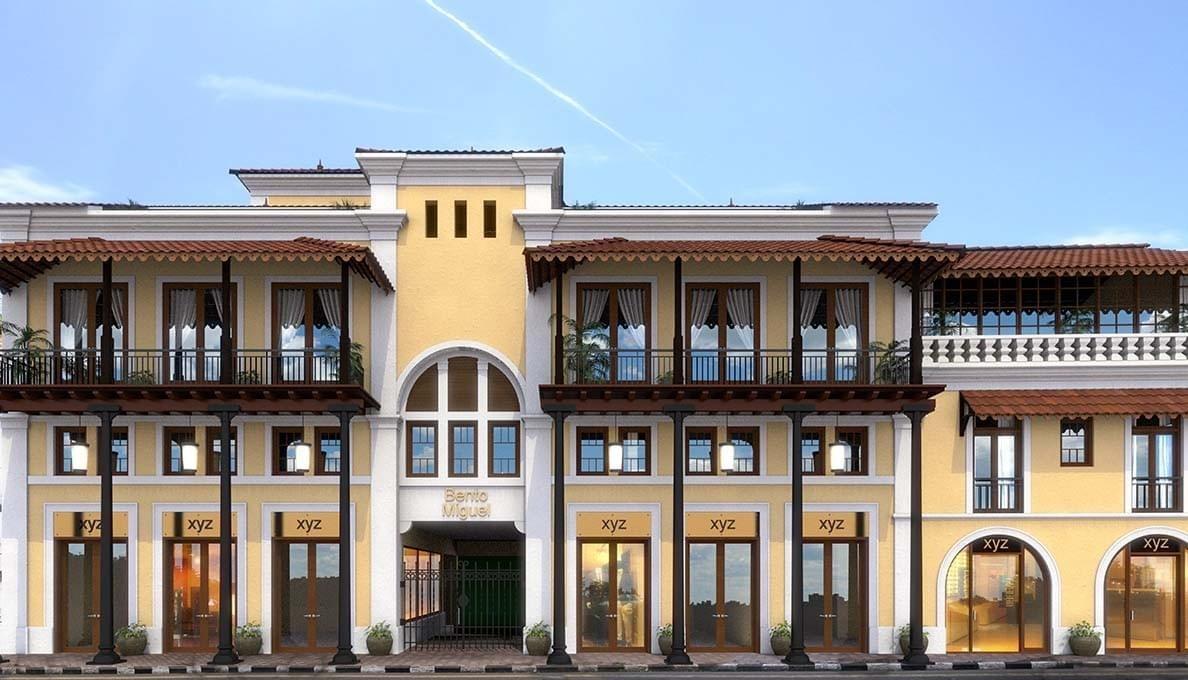 Bento Minguel Commercial Property Goa
