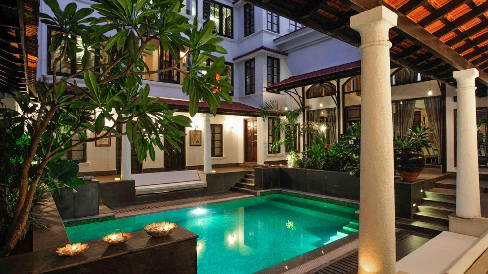 Luxury Hotel Sol De Goa