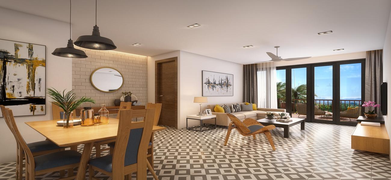 Sol Saipem Quarry Luxury Apartments Goa