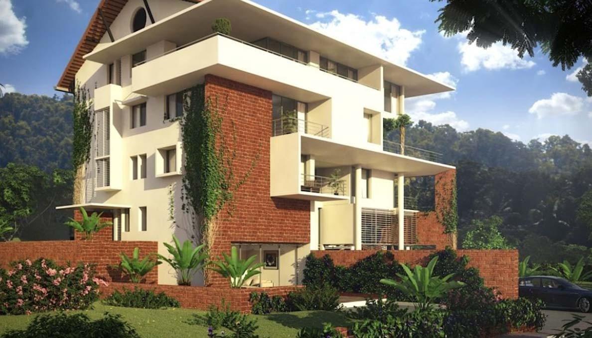 Saipem Foothills Luxury Apartments Goa