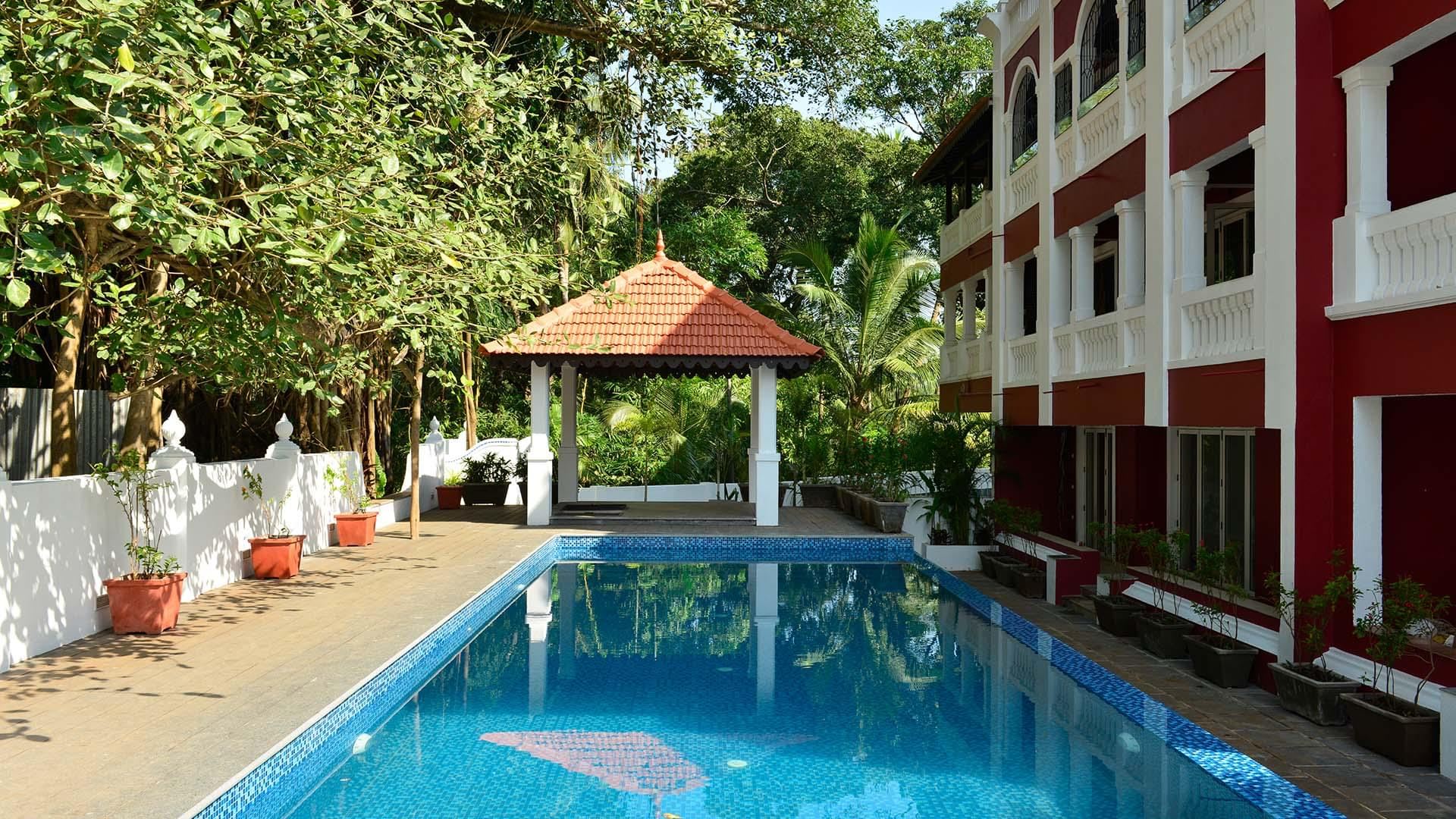 Sol Banyan Luxury Apartments Goa
