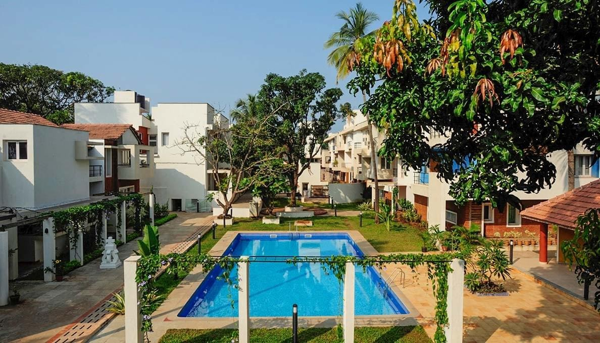 Apartments For Sale In Goa