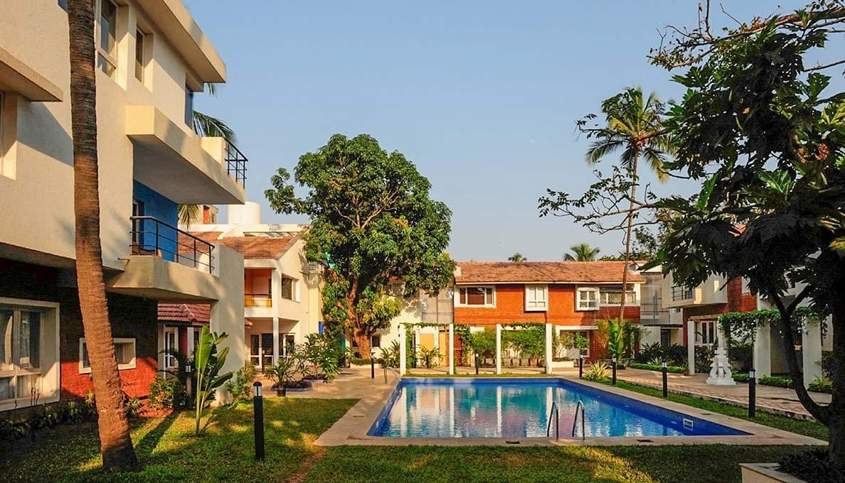 Sea View Apartments for Sale in Goa