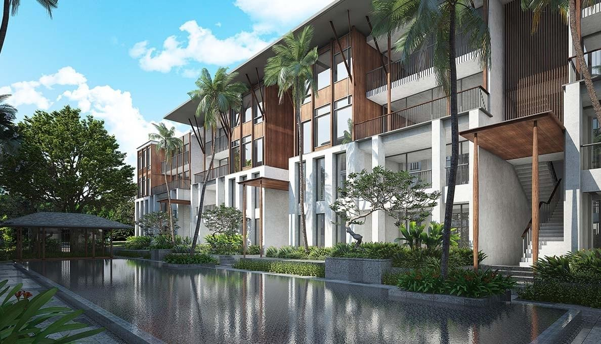 Solstice Luxury Apartments for Sale in North Goa