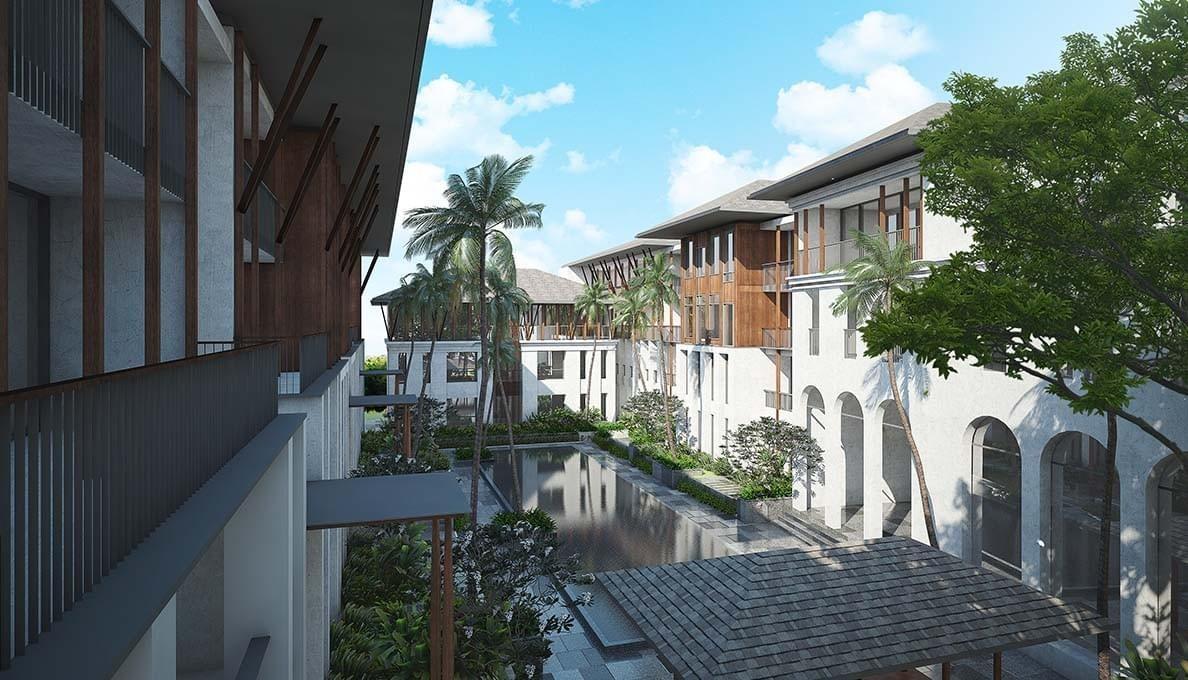 Solstice Luxury Apartments in Goa