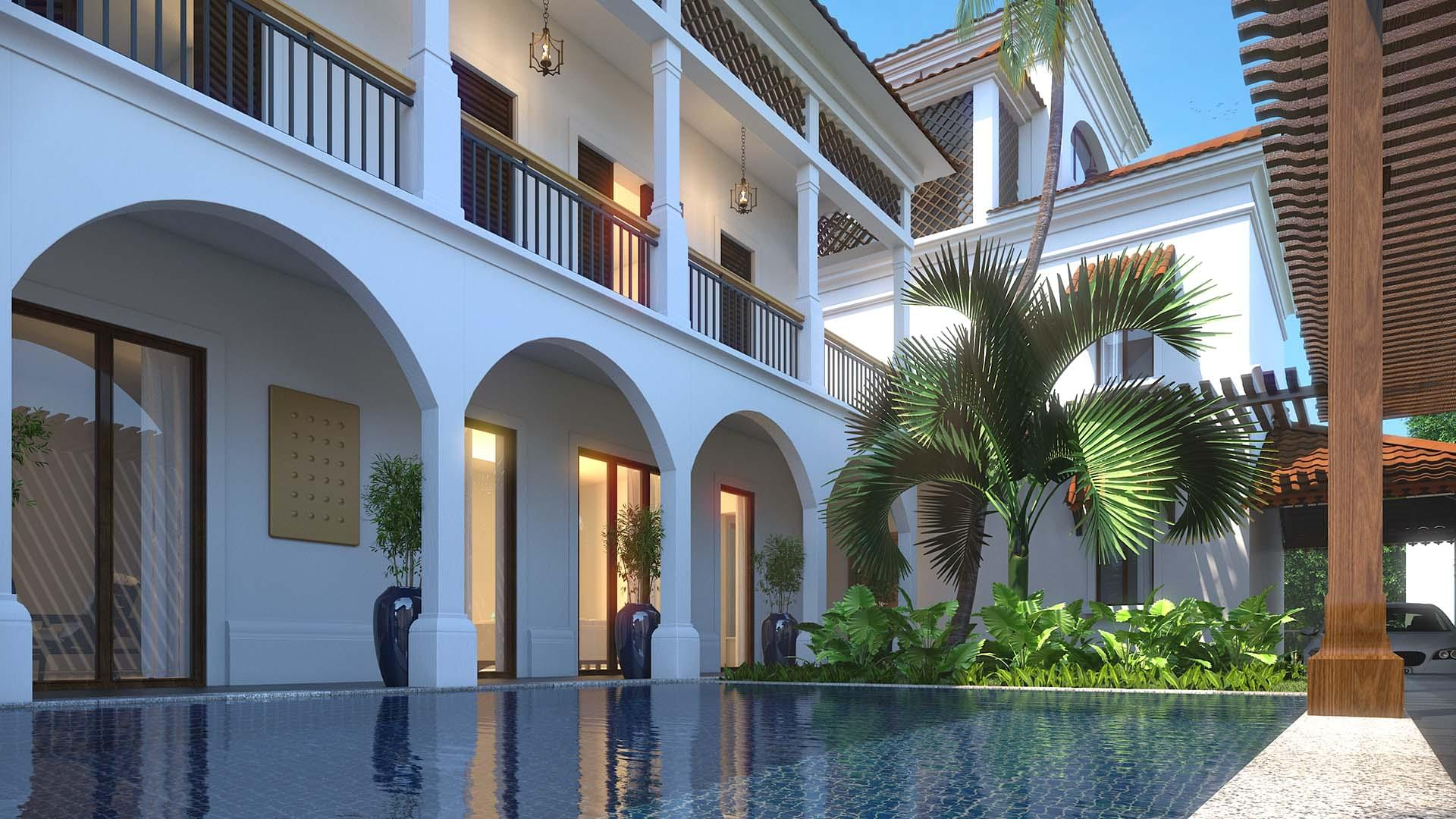 Assagao Villas Goa