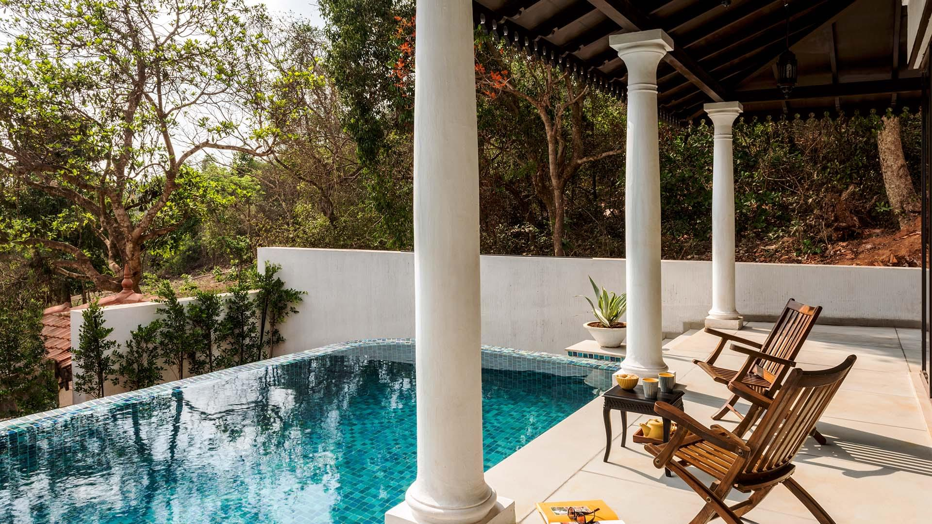 Casa Sol Luxury Villas Goa
