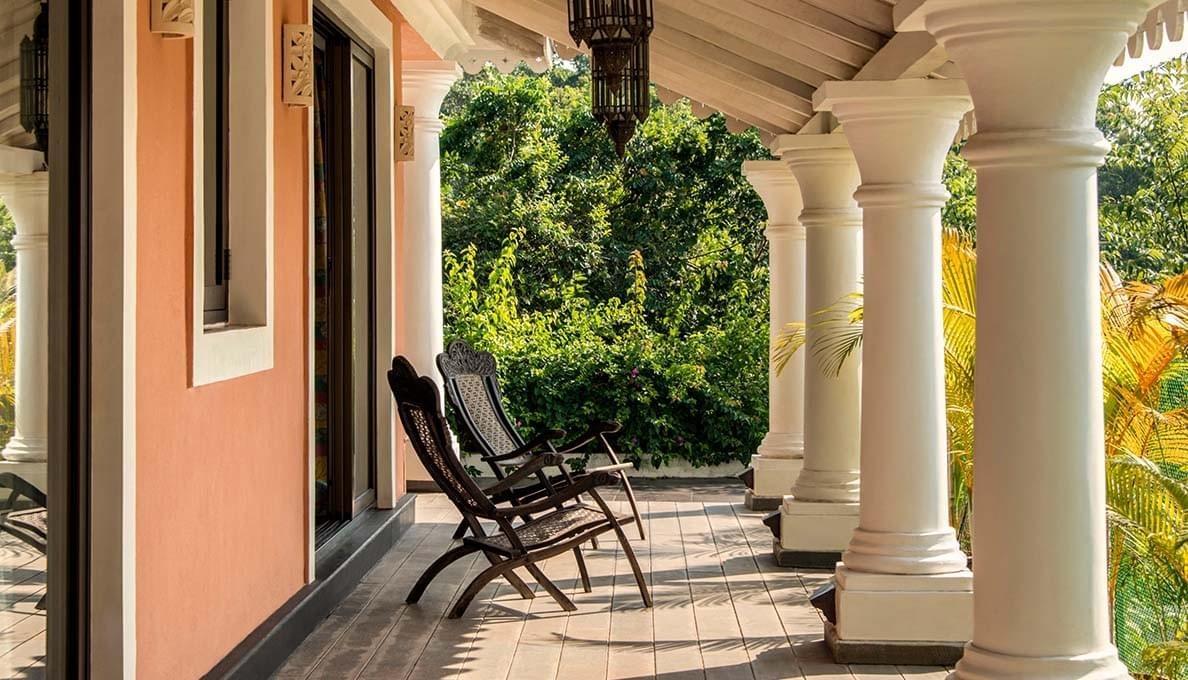 Lotus Luxury Villas in Candolim
