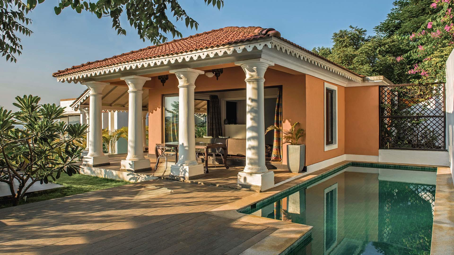 Lotus Luxury Villas Goa