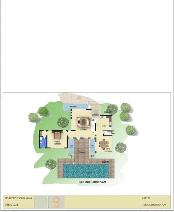 Villas for sale in Morjim Goa
