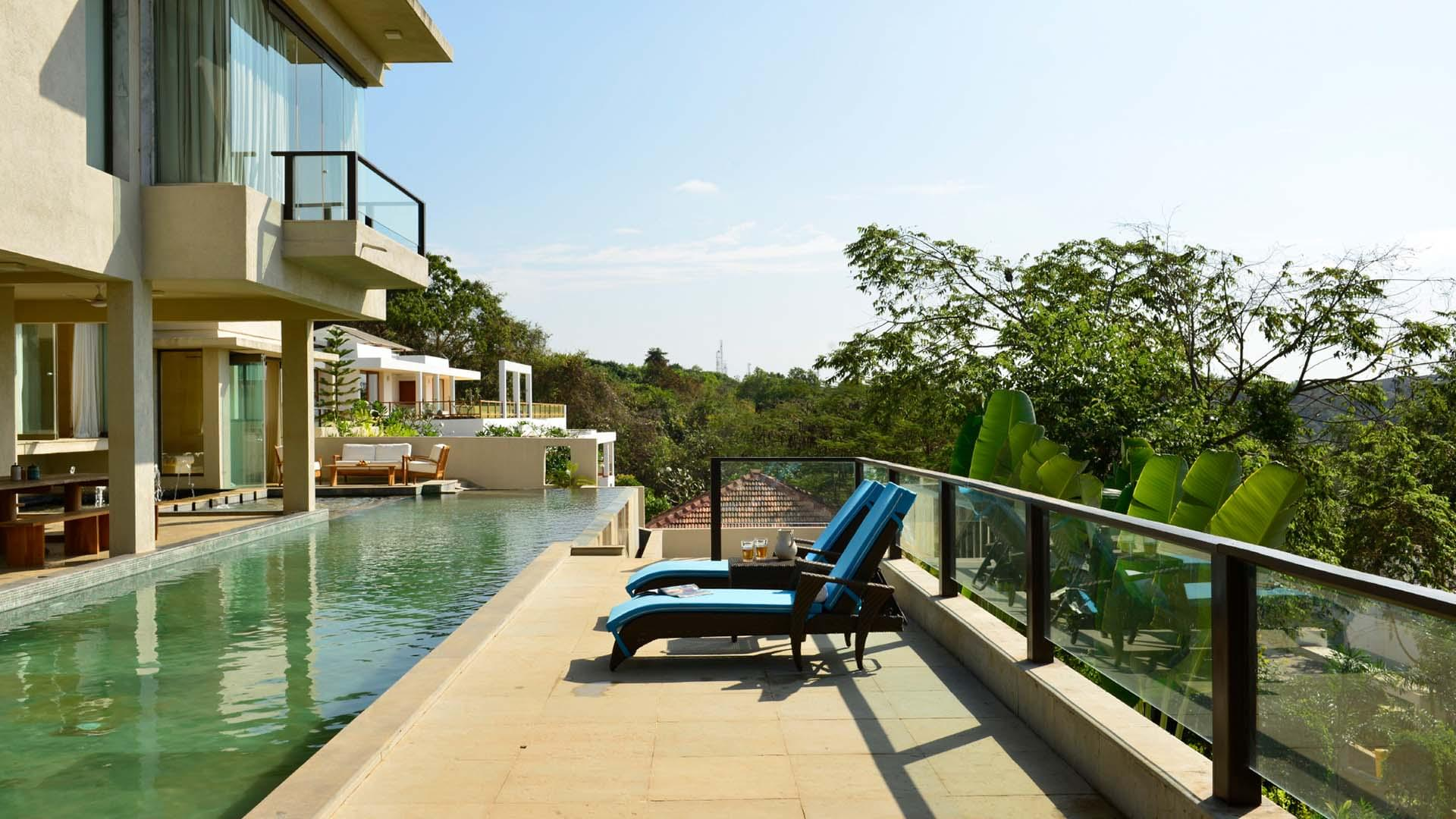 Saipem Hills Luxury Villas Goa