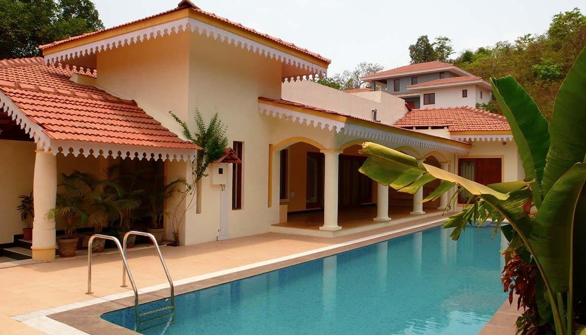 Saipem Hills Luxury Villas in Goa