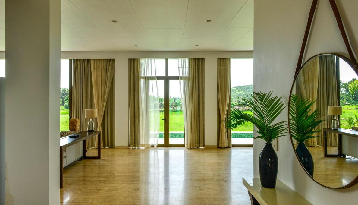 Sohonos Luxury Villas Corridor