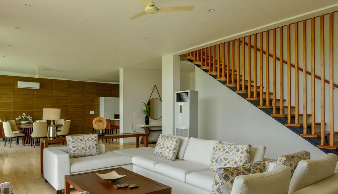 Sohonos Luxury Villas Interior