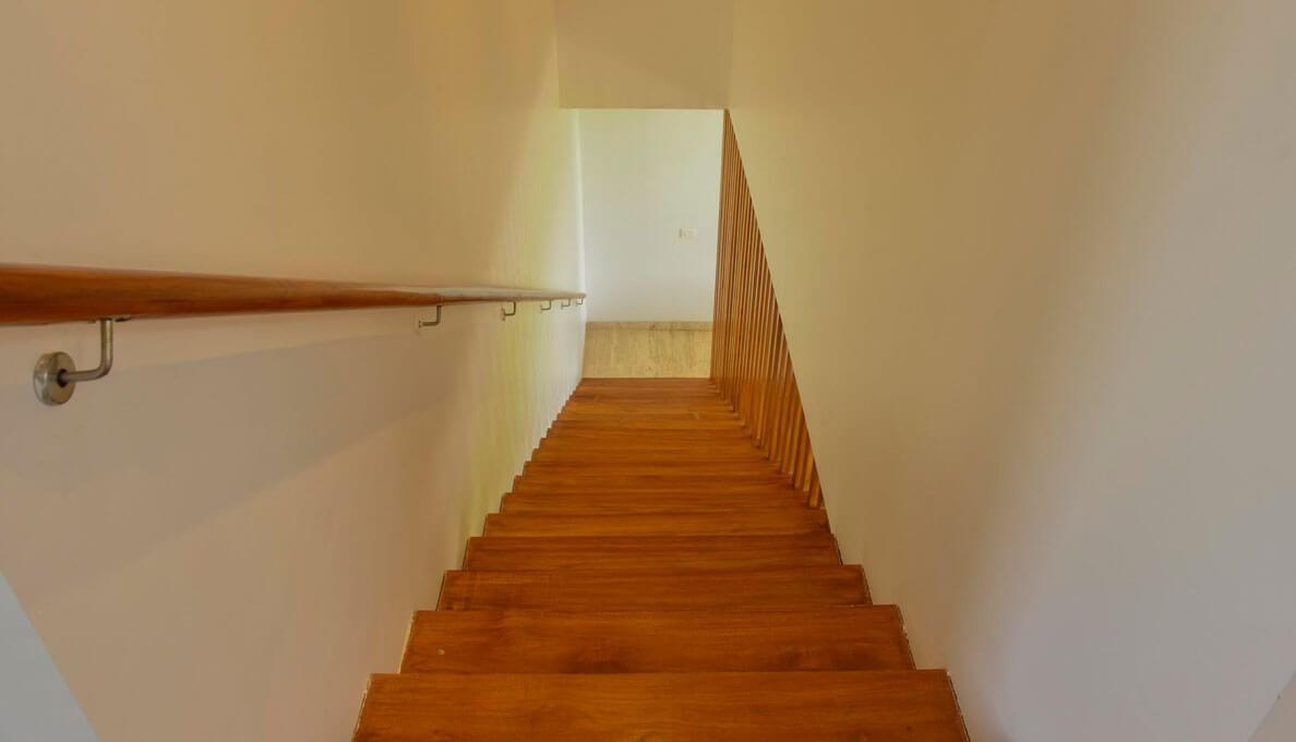 Sohonos Luxury Villas Stair Case