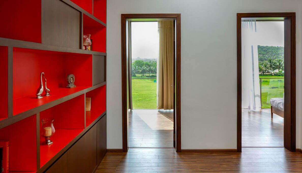 Sohonos Luxury Villas Designer Wall