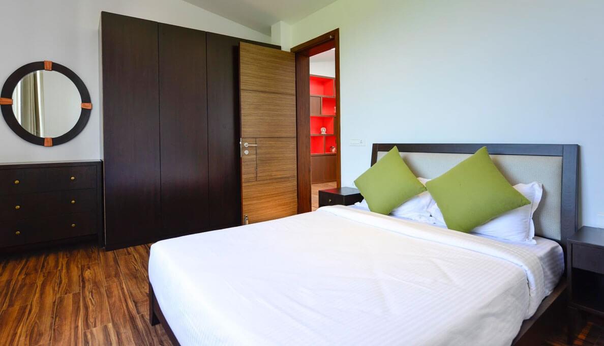 Sohonos Luxury Villas Bed Room Interior