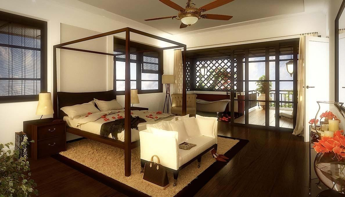 Luxury Villas with Swimming Pool in Goa