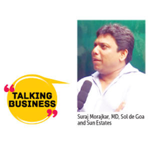 Build but protect the architectural heritage of Goa says Morajkar